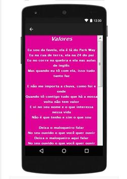 Tribo da Periferia Letras Hits apk screenshot