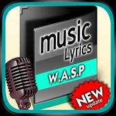 letras - W A S P icon