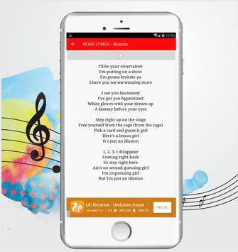 letras - ROSS LYNCH screenshot 3