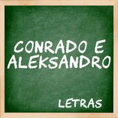 Conrado e Aleksandro Letras icon