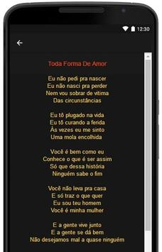 Lulu Santos Letras screenshot 4