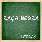 Raça Negra Letras icon
