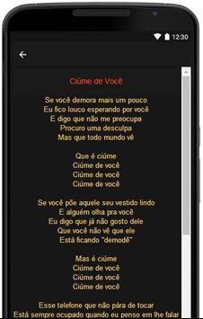 Raça Negra Letras apk screenshot