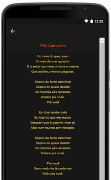 Sandy Letras apk screenshot