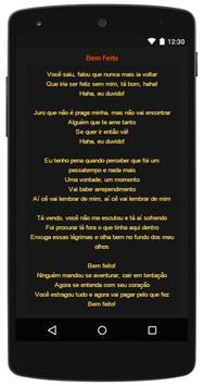 Letras Musicas Thaeme e Thiago screenshot 2