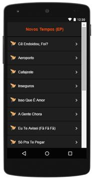 Letras Musicas Thaeme e Thiago screenshot 5