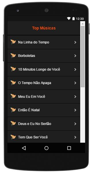 Letras Musicas Victor E Leo For Android Apk Download