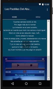 Las Pastillas Del Abuelo Music apk screenshot