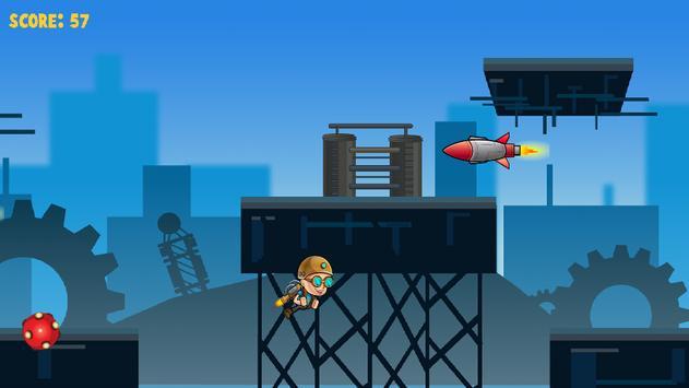 Dangerous Flying screenshot 2
