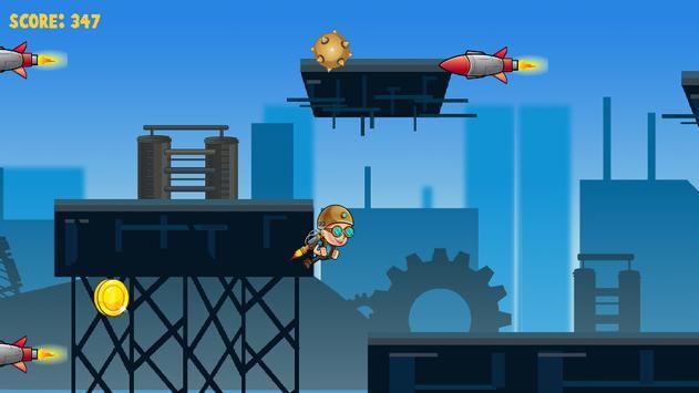 Dangerous Flying screenshot 3