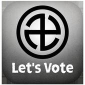 Letsvote icon
