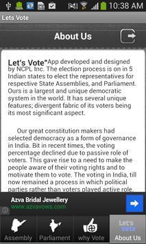 Letsvote screenshot 6