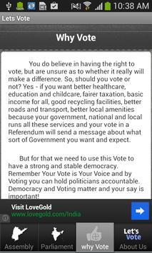 Letsvote screenshot 7