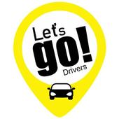 LetsGoDrivers Motorista icon