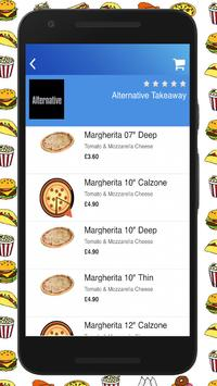 Lets Eat - Takeaway Food screenshot 2
