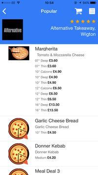 Lets Eat UK - Takeaway Food apk screenshot