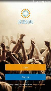 Shindig poster