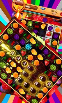 Fruit Crush Legend Journey apk screenshot