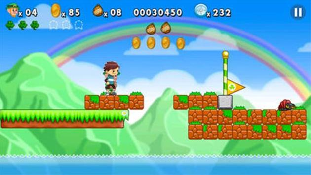 Super Hit Runner screenshot 2
