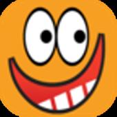 Lets smile icon