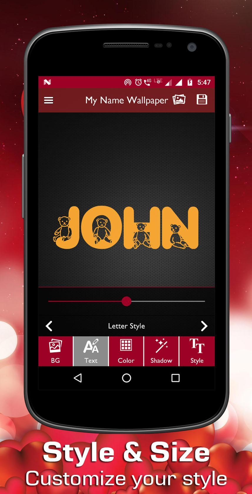 my name wallpaper for android apk download my name wallpaper for android apk