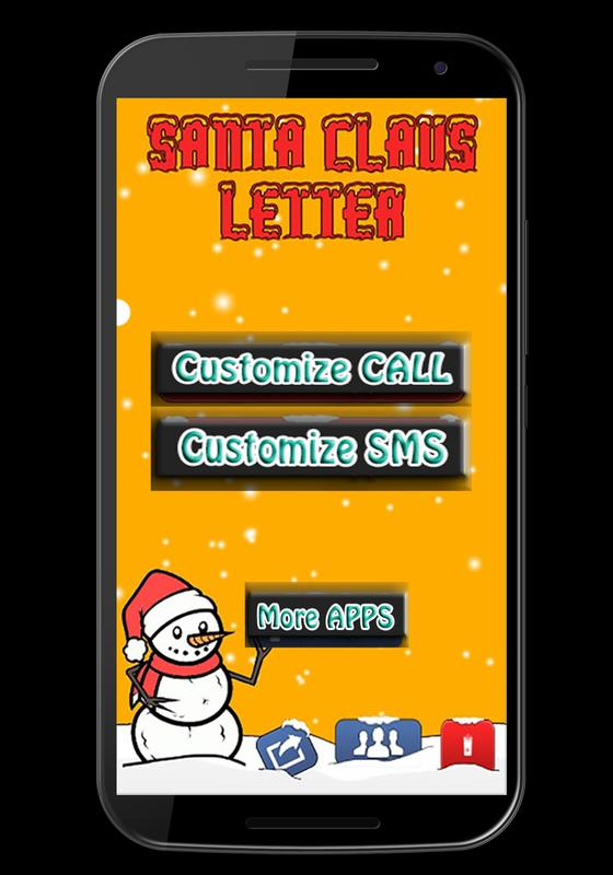 Letter from santa apk download free entertainment app for android letter from santa poster spiritdancerdesigns Gallery