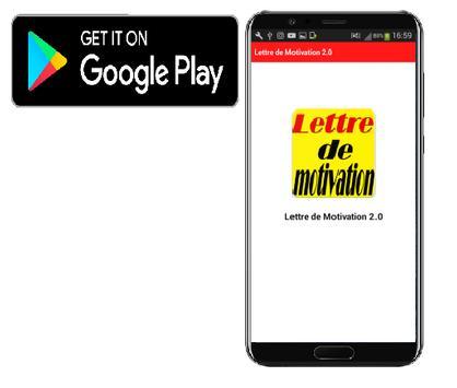 Lettre De Motivation 2 0 For Android Apk Download