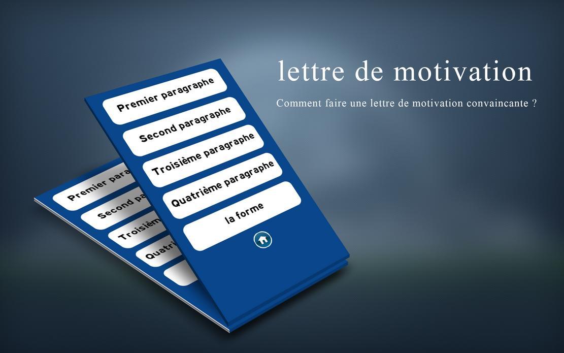 Lettre De Motivation Comment Faire Et Exemple для андроид