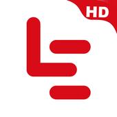letvHD icon