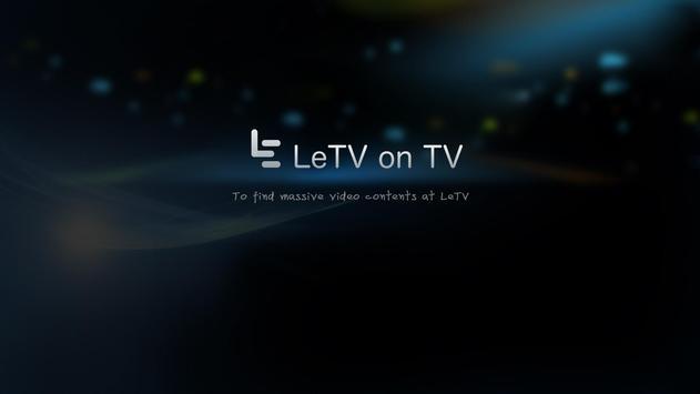 Letv poster