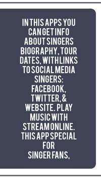 Tinashe Songs & Lyrics. screenshot 2