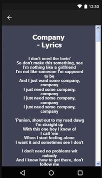 Tinashe Songs & Lyrics. screenshot 7