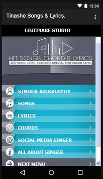 Tinashe Songs & Lyrics. screenshot 4