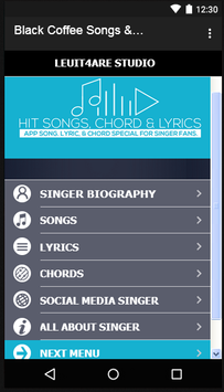Black Coffee Songs & Lyrics. screenshot 4