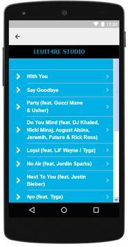 Chris Brown - Lyrics Music screenshot 3
