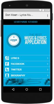 Donnie McClurkin-Lyrics Music screenshot 2