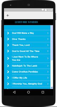 Donnie McClurkin-Lyrics Music screenshot 3