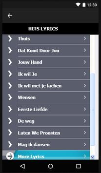 Guus Meeuwis Songs & Lyrics. screenshot 6