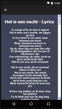 Guus Meeuwis Songs & Lyrics. screenshot 7