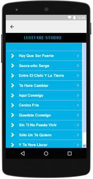 Los Chiches DV - Lyrics Music screenshot 3