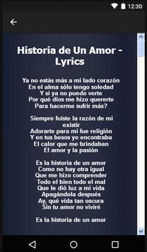 Los Panchos Songs & Lyrics. screenshot 7