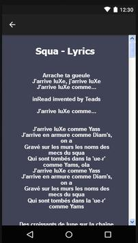 Nekfeu Songs & Lyrics. screenshot 7