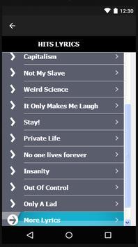 Oingo Boingo Songs & Lyrics. screenshot 6