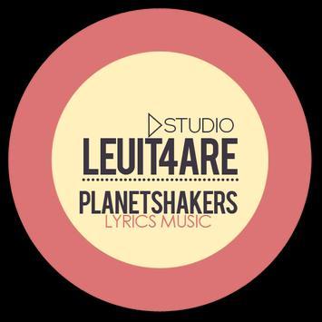 Planetshakers - Lyrics Music poster