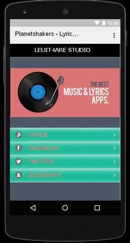 Planetshakers - Lyrics Music screenshot 2