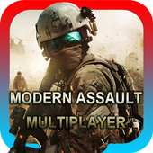 Modern Assault Multiplayer icon
