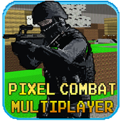 Pixel Combat Multiplayer icon
