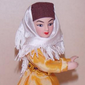 Doll In Clothest Kazahstan icon