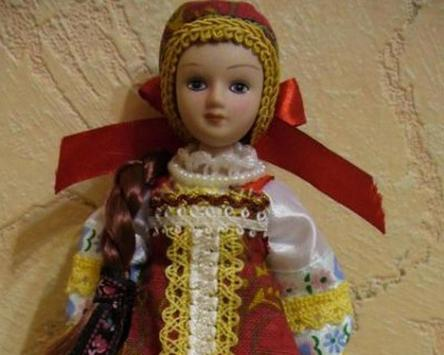 Kazakhstan Dolls Wallpapers apk screenshot