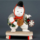 Japanese Dolls Theme icon
